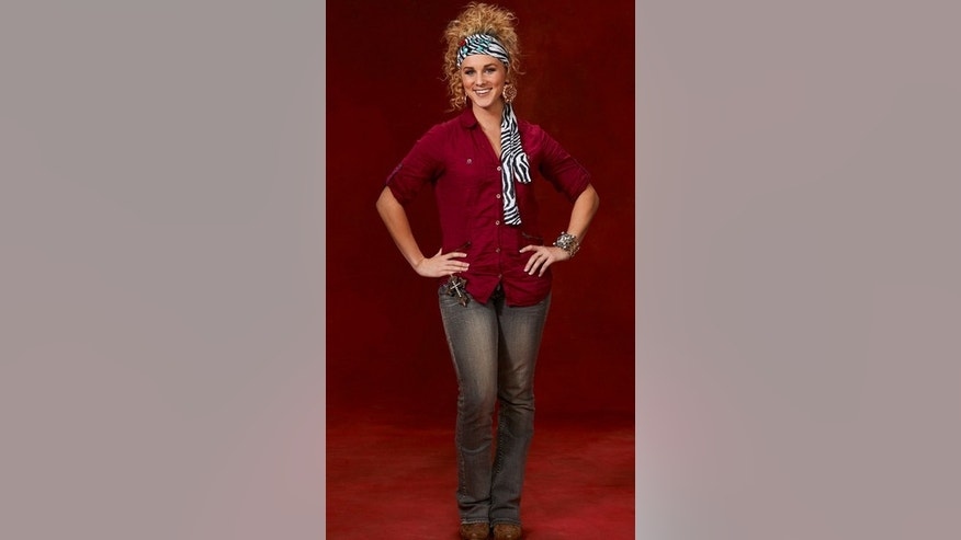 "Adley Stump from season two of ""The Voice."""
