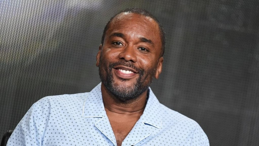 "FILE - In this Jan. 17, 2015, file photo, director Lee Daniels speaks onstage during the ""Empire"" panel at the Fox 2015 Winter TCA in Pasadena, Calif. ""Empire"" is a powerhouse, but it might have just received its biggest endorsement: Mick Jagger says he's a fan of the musical drama series. (Photo by Richard Shotwell/Invision/AP, File)"
