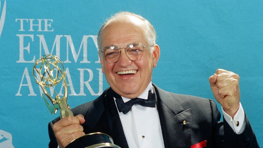 "Richard Dysart, a veteran stage and screen actor who played senior partner Leland McKenzie in the long-running courtroom drama ""L.A. Law"" died at his home in Santa Monica, Calif., on Sunday, April 5, 2015, after a long illness. He was 86. (AP)"