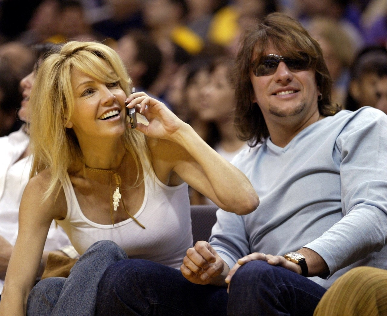 Image result for Heather Locklear and Richie Sambora