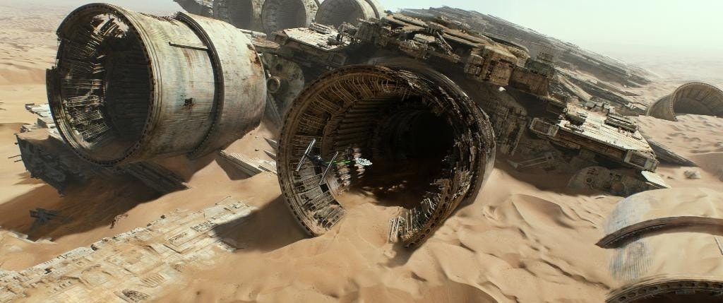 'Star Wars' design team teases themes, inspirations behind 'The Force Awakens'