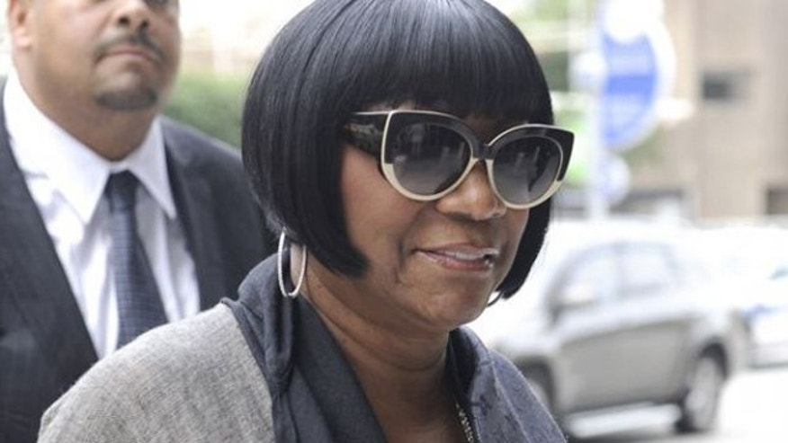 R&B diva Patti LaBelle was the unlucky loser on Week 6 of 'Dancing With The Stars' (AP)