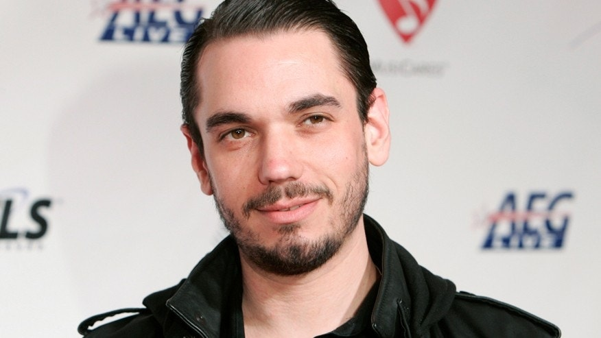 "Adam ""DJ AM"" Goldstein arrives for the 2009 MusiCares Person of the Year gala in honor of Neil Diamond in Los Angeles, February 6, 2009."