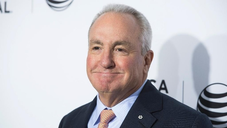 "FILE - In this April 15, 2015 file photo, producer Lorne Michaels attends the 2015 Tribeca Film Festival opening night premiere of ""Live From New York!"" at The Beacon Theatre in New York. A graphic on NBC's ""Today"" show on Wednesday misidentified ""Saturday Night Live"" creator Lorne Michaels as ""Lauren."" The flub by a graphics person, made on the East Coast feed of the morning show, was corrected for broadcasts in other time zones and online, the network said. (Photo by Charles Sykes/Invision/AP, File)"