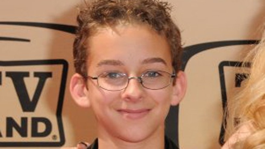 This 2010 image shows 'Everybody Loves Raymond' actor Sawyer Sweeten, who died in an apparent suicide April 23, 2015 at a family members' home in Texas (AP)