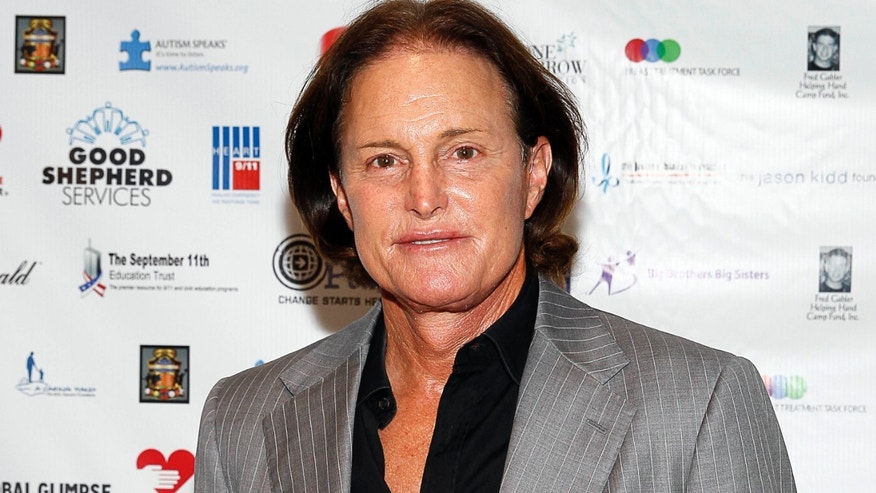 Sept 11, 2013: Former Olympic athlete Bruce Jenner arrives at the Annual Charity Day hosted by Cantor Fitzgerald and BGC Partners, in New York.