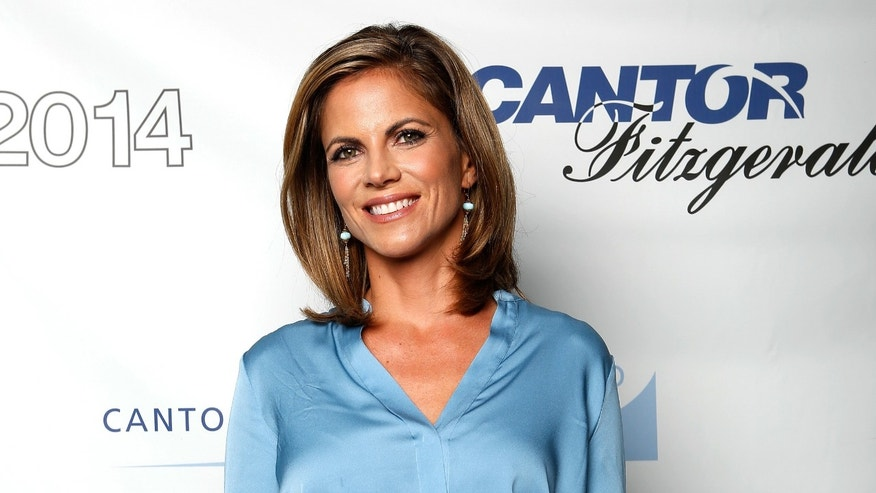September 11, 2014.  TV personality Natalie Morales attends Annual Charity Day Hosted By Cantor Fitzgerald and BGC at Cantor Fitzgerald on September 11, 2014 in New York City.