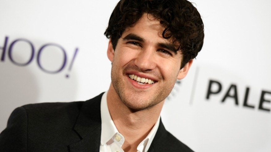 "In this March 13, 2015 file photo, Darren Criss arrives at the 32nd Annual Paleyfest : ""Glee"" held at The Dolby Theatre in Los Angeles."