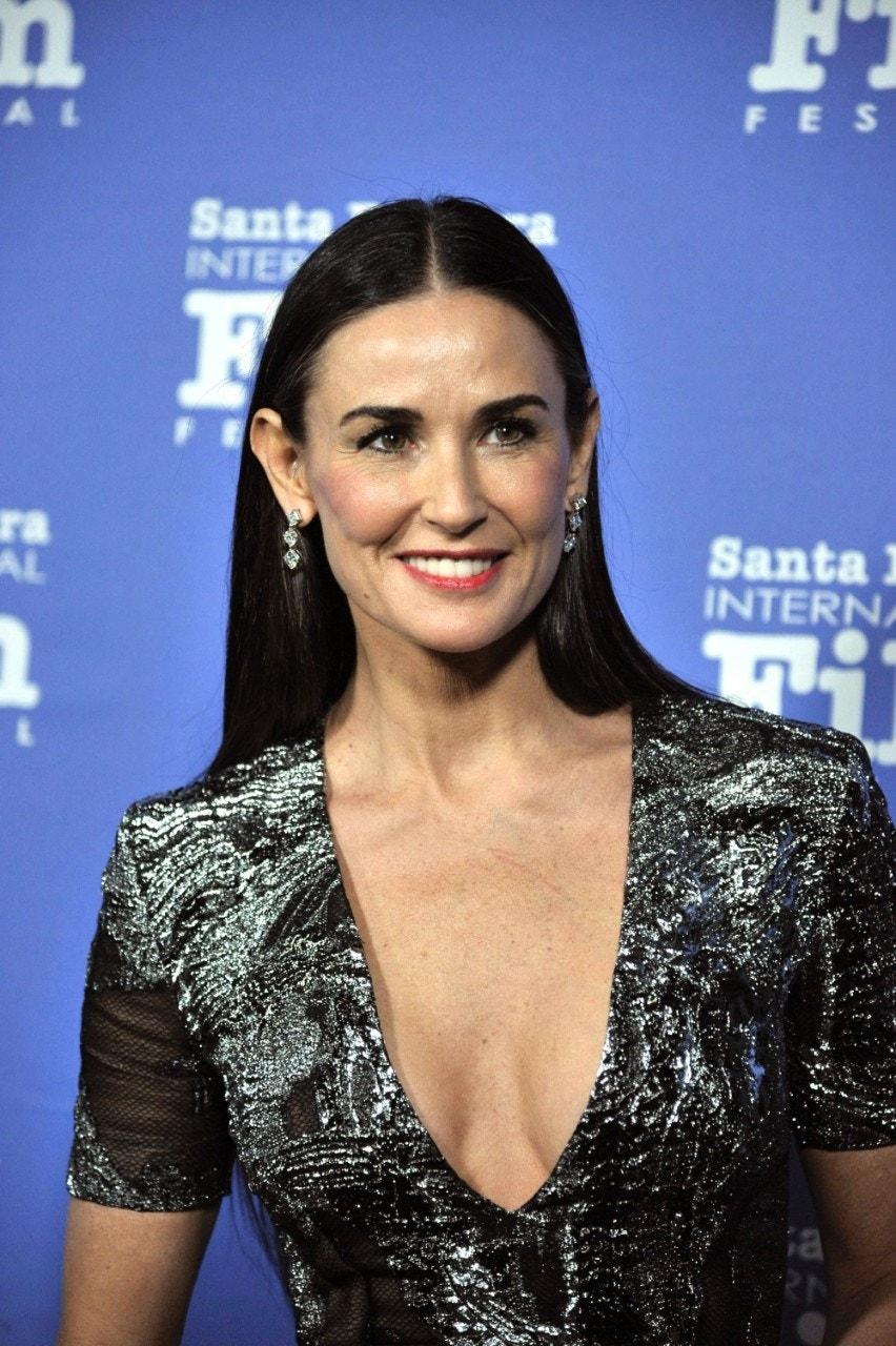 $200K of pricey couture reportedly stolen from Demi Moore's storage unit