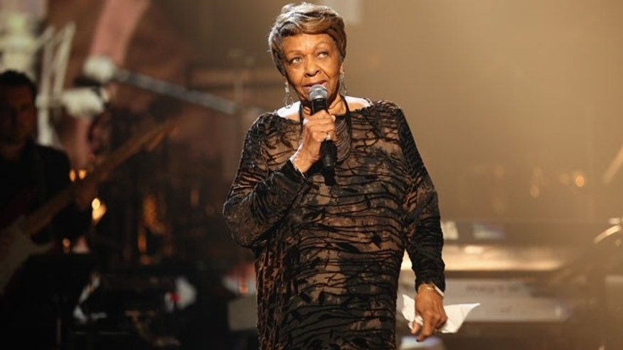 2015. Cissy Houston.
