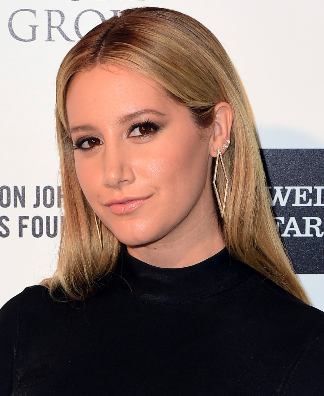 Ashley Tisdale wants people to know she's not a ditzy ...