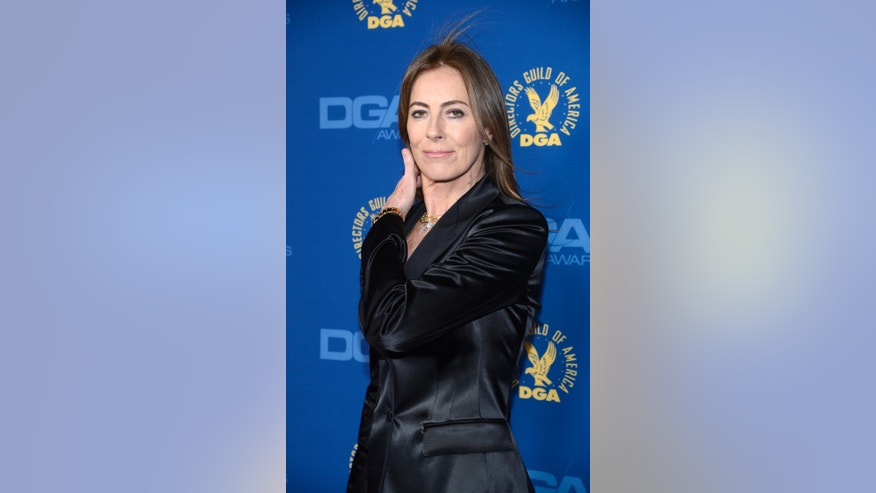 February 2, 2013. Director and nominee Kathryn Bigelow attends the 65th annual Directors Guild of America Awards in Los Angeles, California.