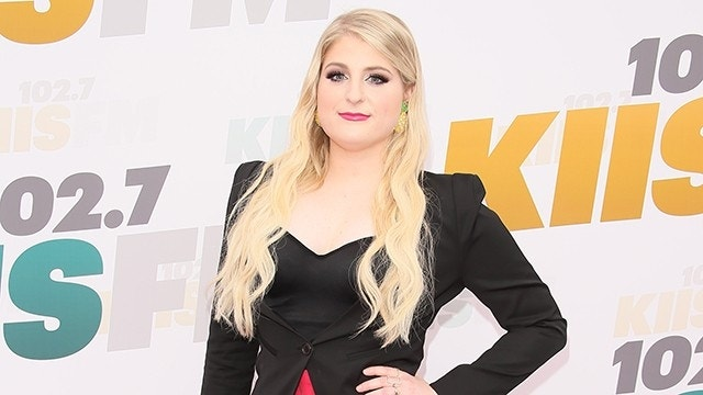Ted Baker accused of Photoshopping Meghan Trainor's body to appear slimmer?