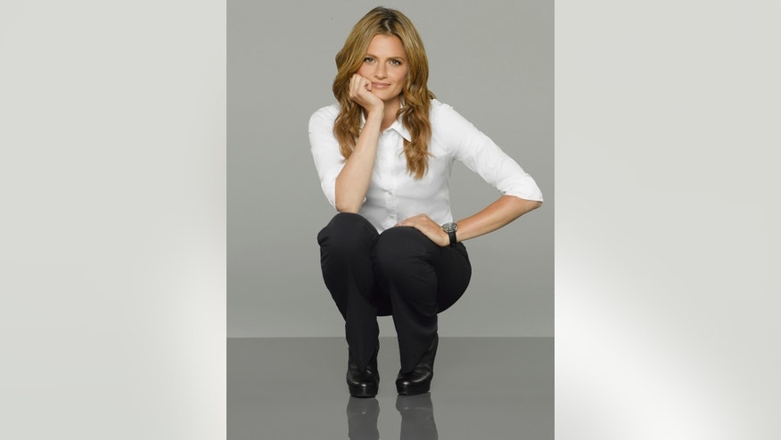 "ABC's ""Castle"" stars Stana Katic as NYPD Detective Kate Beckett."