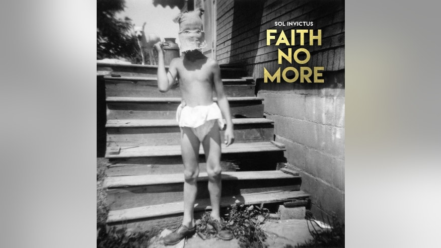 "This CD cover image released by Reclamation Recordings/Ipecac Recordings shows ""Sol Invictus,"" the latest release by Faith No More. (Reclamation Recordings/Ipecac Recordings via AP)"