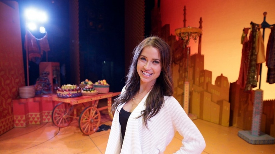 "Kaitlyn Bristowe stars as ""The Bachelorette"" on the ABC Television Network. (ABC/Heidi Gutman)"