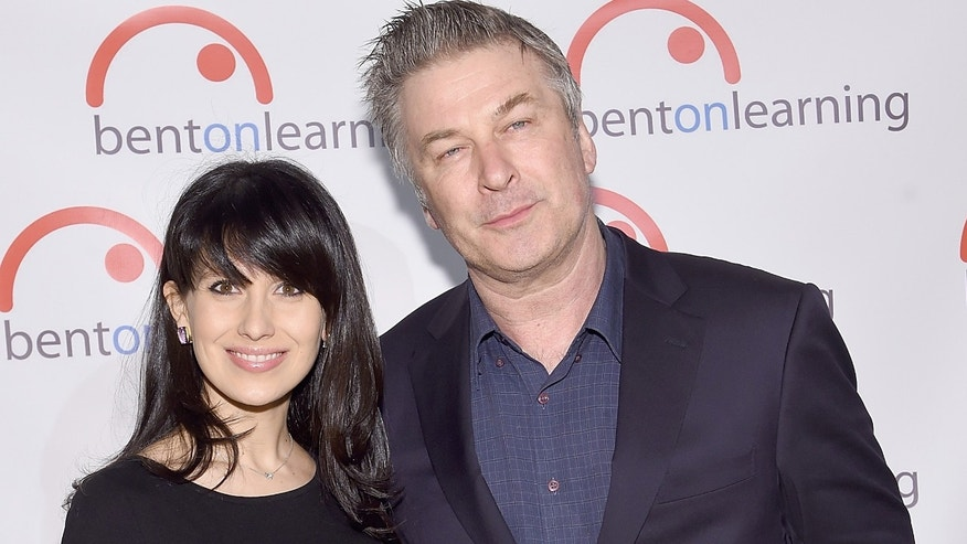 NEW YORK, NY - MARCH 10:  Hilaria Baldwin and Alec Baldwin attend the 6th Annual Bent On Learning Inspire! Gala at Capitale on March 10, 2015 in New York City.  (Photo by Jamie McCarthy/Getty Images)