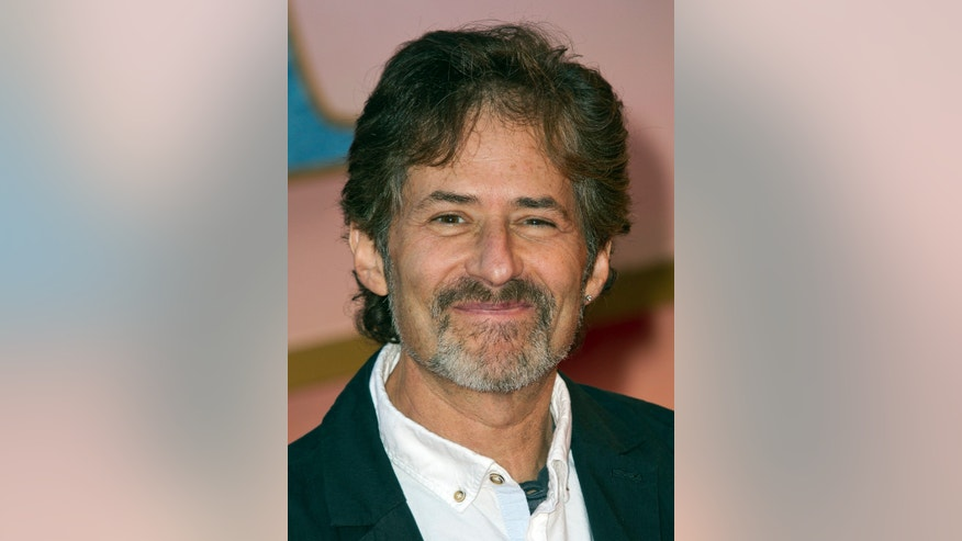 "FILE - In this March 27, 2012, file photo, composer James Horner arrives at the 'Titanic 3D' UK film premiere at the Royal Albert Hall in Kensington, West London. A single-engine plane registered to the Oscar-winning ""Titanic"" composer crashed Monday, June 22, 2015, in Southern California, but the identity of the one person who died has not been released. Jay Cooper, an attorney for Horner, said the plane was one of several owned by the 61-year-old composer. (AP Photo/Joel Ryan, File)"