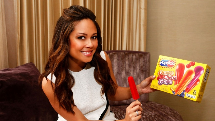 Vanessa Lachey for Popsicle, Thursday, June 4, 2015 in New York. (Photo by Jason DeCrow for Popsicle)