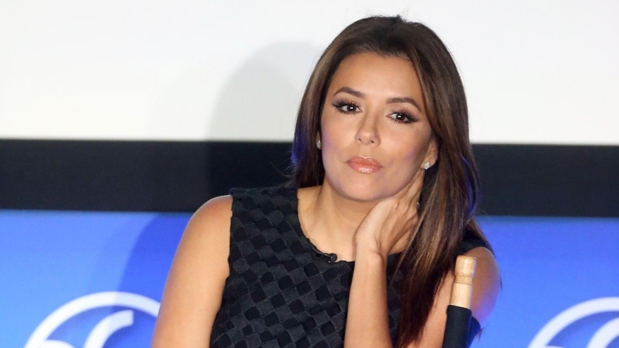 Eva Longoria on May 31, 2015 in Hollywood, California.