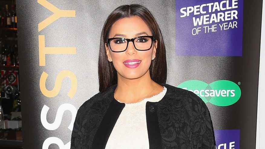 SYDNEY, AUSTRALIA - JULY 22:  Eva Longoria arrives at Hotel Centennial in Woollahra to celebrate Specsavers' Spectacle Wearer of The Year competition on July 22, 2015 in Sydney, Australia.  (Photo by Don Arnold/WireImage)