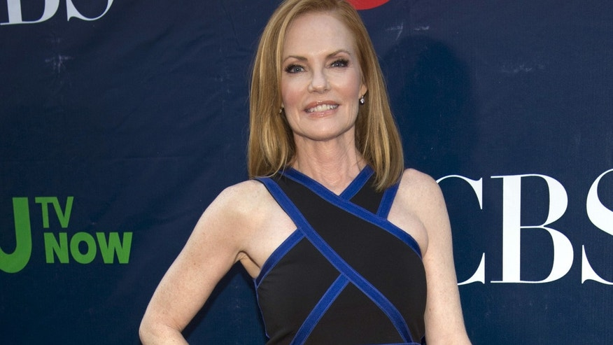 Actress Marg Helgenberger attends the CBS/CW/Showtime Television Critics Association (TCA) party in West Hollywood, California August 10, 2015. REUTERS/Phil McCarten - RTX1NU96