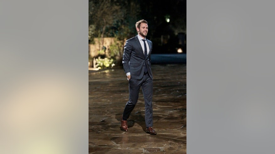 "Nick Viall appears on ""The Bachelorette."" ABC"