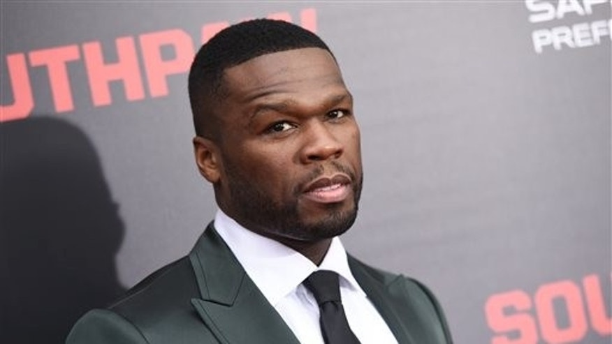 "Curtis ""50 Cent"" Jackson (Photo by Evan Agostini/Invision/AP, File)"