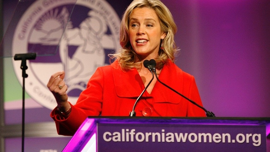 Inside Edition anchor Deborah Norville addresses The Women's Conference 2008 in Long Beach, California October 22, 2008.
