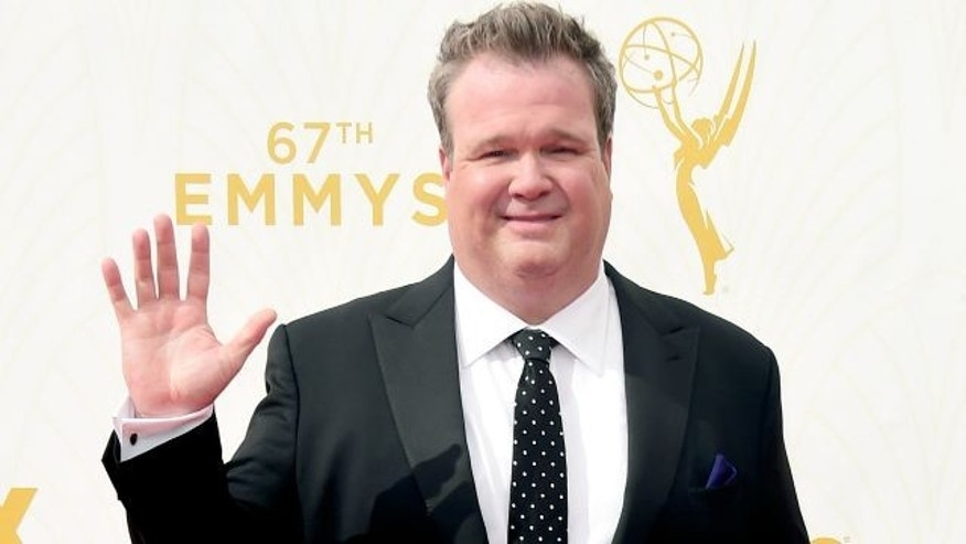LOS ANGELES, CA - SEPTEMBER 20:  Actor Eric Stonestreet attends the 67th Annual Primetime Emmy Awards at Microsoft Theater on September 20, 2015 in Los Angeles, California.  (Photo by Frazer Harrison/Getty Images)