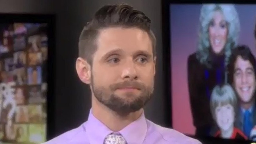 "Danny Pintauro on ""Where Are They Now?"""