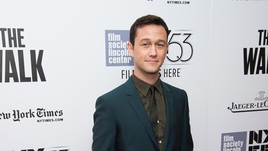 "Sept. 26, 2015. Joseph Gordon-Levitt attends the New York Film Festival opening night gala premiere for ""The Walk"" at Alice Tully Hall."