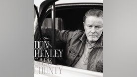 "This CD cover image released by Capitol Records shows ""Cass County,"" the latest release by Don Henley."