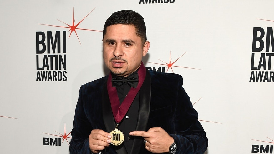 MIAMI BEACH, FL - MARCH 31:  Larry Hernandez attends BMI's 22nd Annual Latin Music Awards at Fountainbleau Miami Beach on March 31, 2015 in Miami Beach, Florida.  (Photo by Rodrigo Varela/Getty Images for BMI)