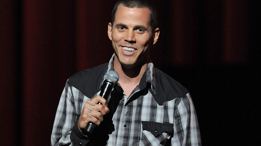 In this May 31, 2012 file photo, Steve-O hosts at the eighth annual MusiCares MAP Fund Benefit Concert in Los Angeles.