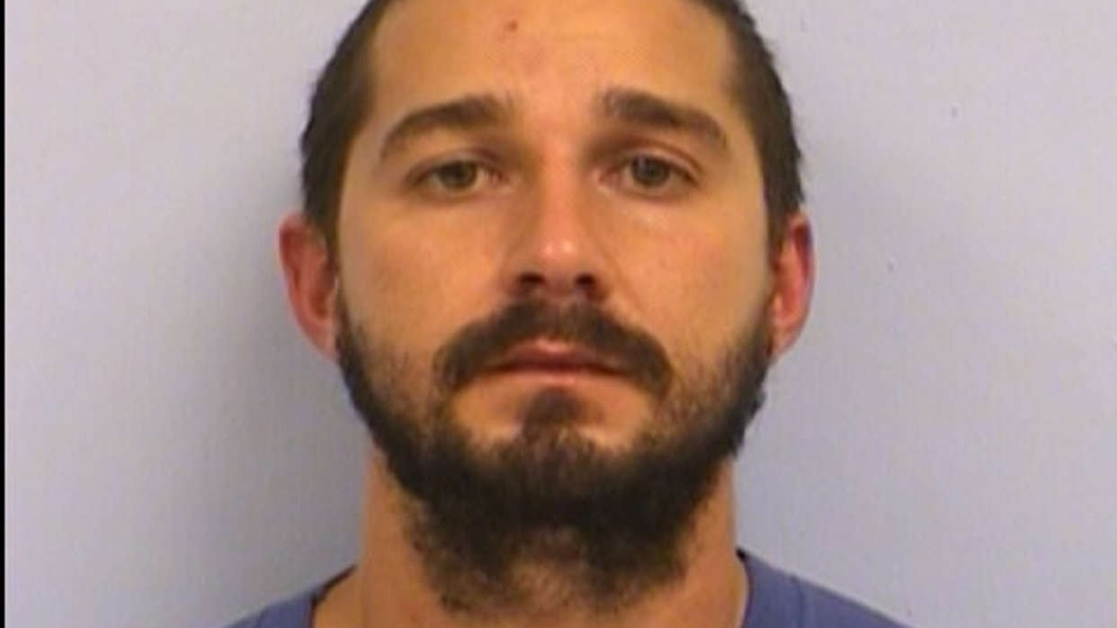 Shia LaBeouf arrested for public intoxication in Texas