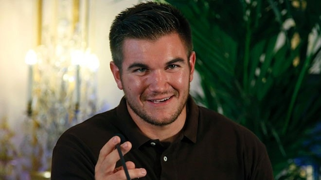 'DWTS' romance: Has France train hero Alek Skarlatos fallen for dancer who busted his nose?