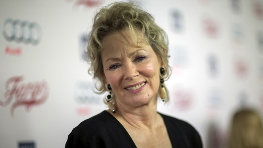 "Cast member Jean Smart poses at a screening of FX Networks' television series ""Fargo."""