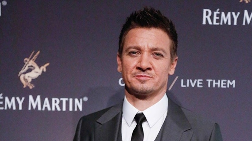 NEW YORK, NY - OCTOBER 20:  Jeremy Renner attends the One Life/Live Them Campaign Launch at ArtBeam on October 20, 2015 in New York City.  (Photo by Rob Kim/Getty Images for Porsche Design)