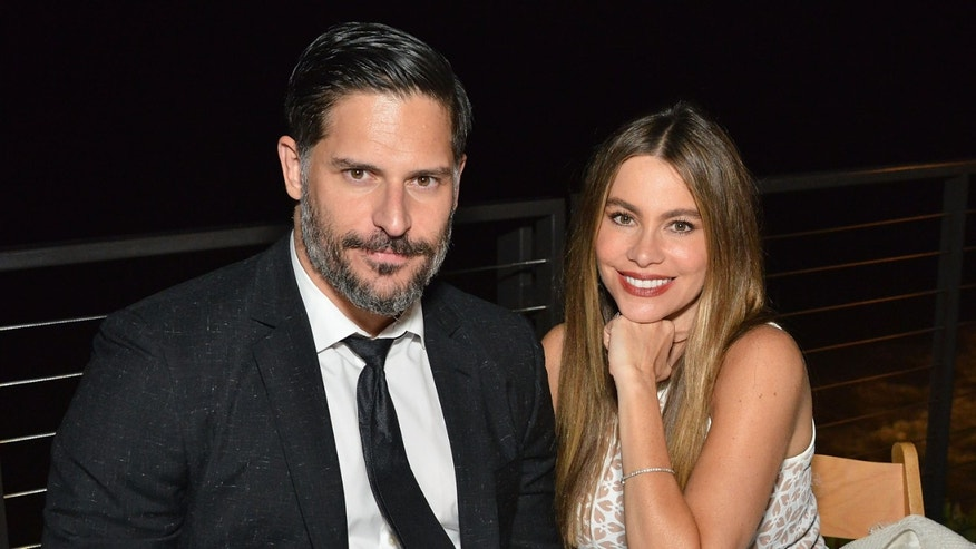 MALIBU, CA - JULY 14:  Joe Manganiello and Sofia Vergara attend Hublot presents a private dinner in celebration of Joe Manganiello's July/August Cover of Haute Living Los Angeles on July 14, 2015 in Malibu, California.  (Photo by Araya Diaz/Getty Images for Haute Living)