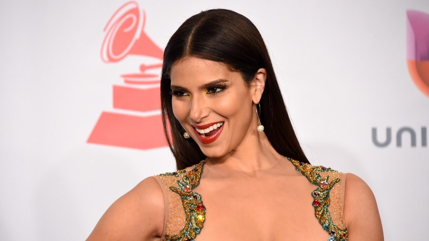 LAS VEGAS, NV - NOVEMBER 20:  Recording artist Roselyn Sanchez attends the 15th Annual Latin GRAMMY Awards at the MGM Grand Garden Arena on November 20, 2014 in Las Vegas, Nevada.  (Photo by Jason Merritt/Getty Images)