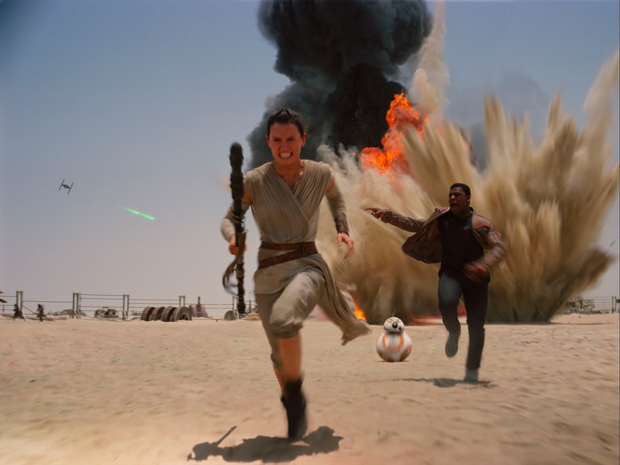 Can 'The Force Awakens' become the biggest movie ever?