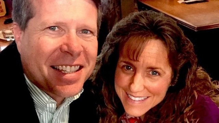 Jim Bob and Michelle Duggar.