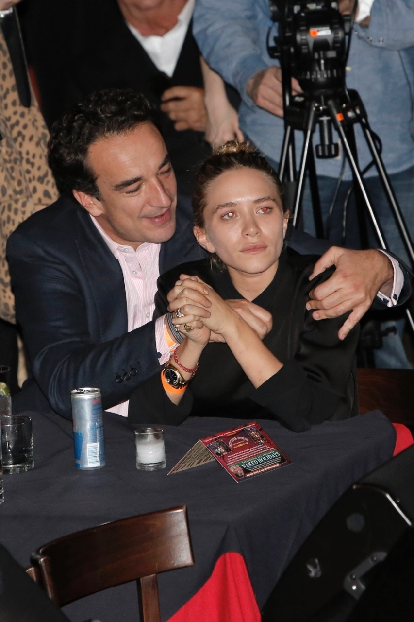 entertainment gossip mary kate olsen olivier sarkozy married report article