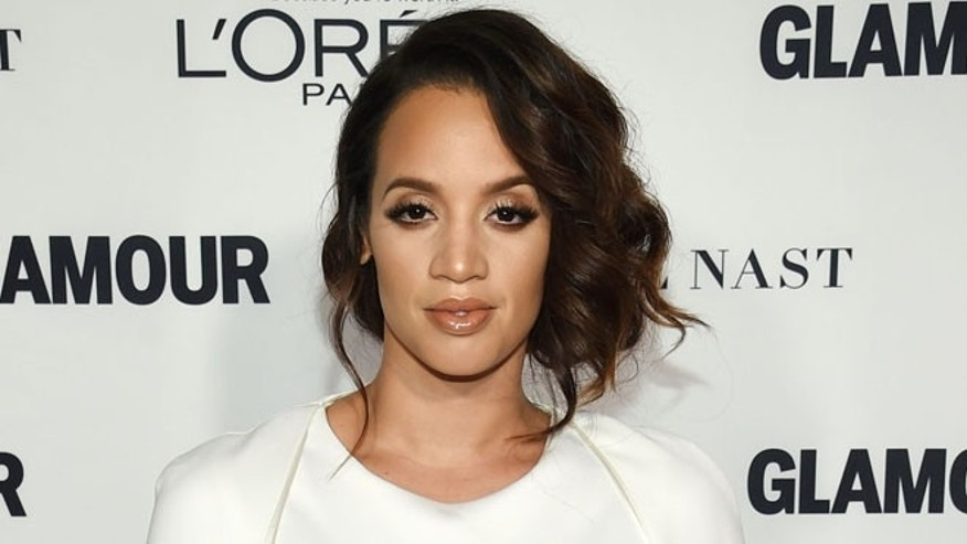 Dascha Polanco attends Glamour Women Of The Year Awards on November 9, 2015 in New York City.