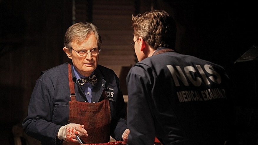 David McCallum as Ducky on 'NCIS' (CBS)