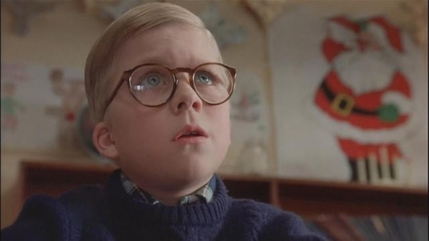 "Peter Billingsley in ""A Christmas Story."""