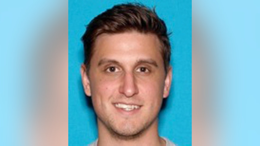 This undated photo provided by the Los Angeles Police Department shows Eric Kohler, 27.  AP