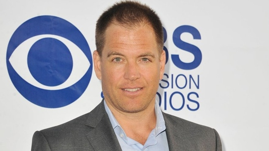 May 19, 2014: Michael Weatherly arrives at CBS Television Studios Summer Soiree at The London Hotel, in Los Angeles.