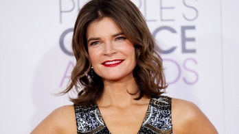 Actress Betsy Brandt arrives at the People's Choice Awards 2016 in Los Angeles, California January 6, 2016.